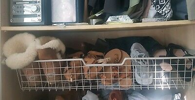 IKEA PAX KOMPLEMENT Mesh Wire pullout basket drawer 50cm X