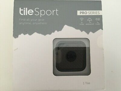 Tile  Bluetooth Tracker  :	Tile Sport 1 pack  :  New In Box