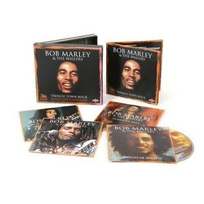 Bob Marley & The Wailers- Trench Town Rock(4CD Box Set) New Sealed,