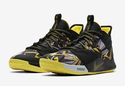 innovative design 446cc a7907 NIKE PG 3 Mamba Mentality 13 Playstation Paul George Mens Size 12
