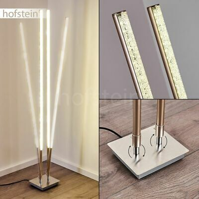 LAMPADAIRE TRANSPARENT DESIGN LED Lampe de couloir Lampe sur ...