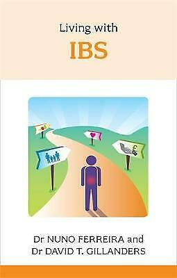 Very Good, Living with IBS, David T. Gillanders, Nuno Ferreira, Book