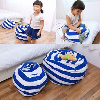 Swell Extra Large Stuffed Animal Toy Storage Bean Bag Bean Cover Squirreltailoven Fun Painted Chair Ideas Images Squirreltailovenorg