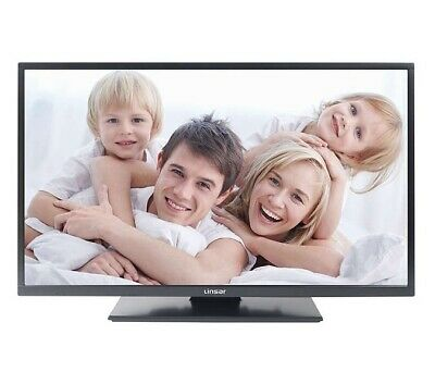 Linsar 32LED1500 32 Inch SMART HD Ready LED TV Freeview Play WiFi Black