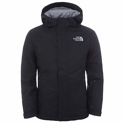 The North Face Snow Quest Boys Jacket Synthetic Fill - Tnf Black All Sizes
