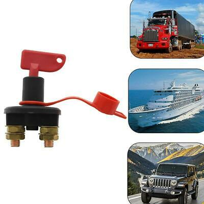 12V 300A Battery Main Isolator Cut Off Disconnect Power for Car Boat