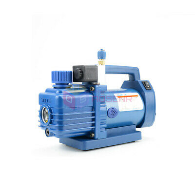 Vacuum Fridge Air Conditioning Refrigerant Rotary Vane Vacuum Pump V-i115S-M