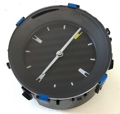 Genuine Suzuki Vitara Dashboard Clock (Carbon) Piano Black 99000-99053-CL1