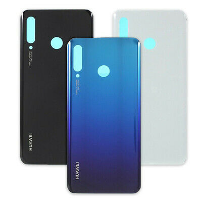 Genuine Replacement Rear Back Glass Original Battery Cover For Huawei P30 Lite