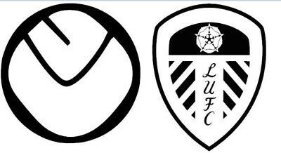 Home Garden Leeds United Vinyl Decal Sticker Home Garden Home Decor