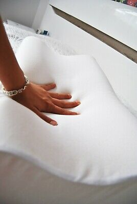 1 x Quality Memory Foam Pillow Head Neck Pillow Back Support Bed Pillow