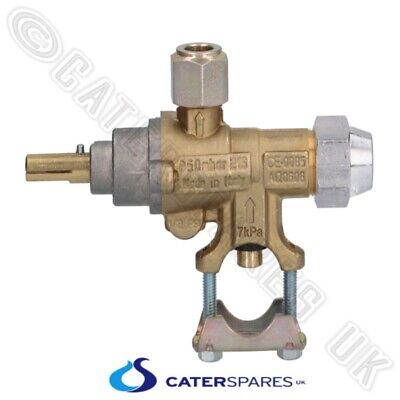 Pel 21/S Gas Ffd Ffv Control Valve With Bracket For Gas Chargrill / Grill Etc