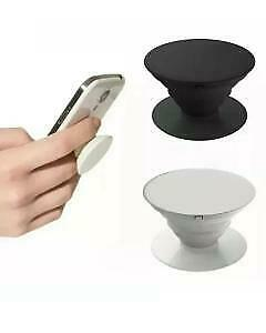 Pop Out Phone Holder Selfie Finger Grip Socket Stand For Mobile Phones