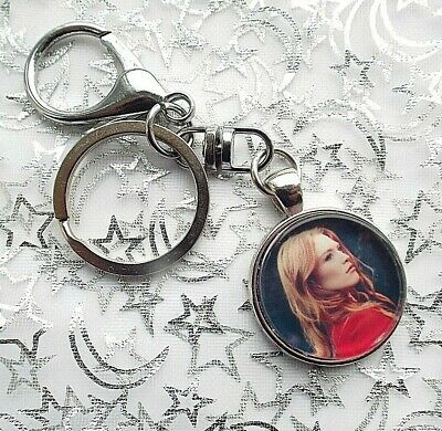 Freya Ridings Singer Photo Key Ring Lobster Claw & Swivel Chain With Gift Box