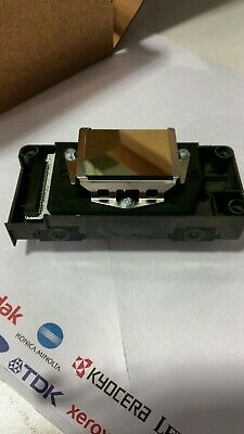 Epson F187000 DX7 Original Printhead New & Boxed - VAT Included