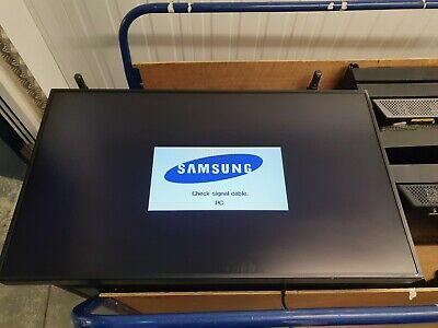 SAMSUNG SMART SIGNAGE Display UH46F5 LH46UHFCLBB/EN