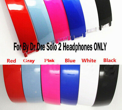 US Replacement Headband Top Part For Beats By Dr. Dre Solo 2 Wired Headphones ol