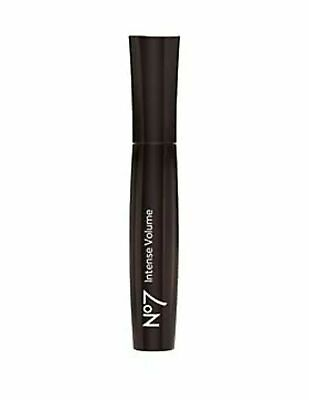No7 Intense Volume Mascara in waterproof black navy or brown/black 7ml