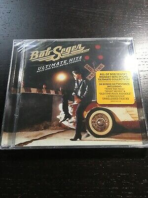 Ultimate Hits: Rock and Roll Never Forgets by Bob Seger& the Silver Bullet Band