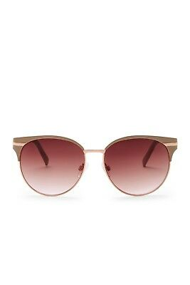 NWT Vince Camuto 60mm Aviator Sunglasses $85