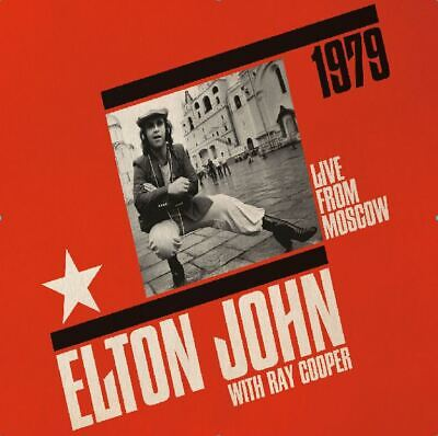 Elton John - Live From Moscow Cd