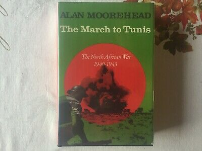 The March to Tunis  :  Harper & Row Publishers