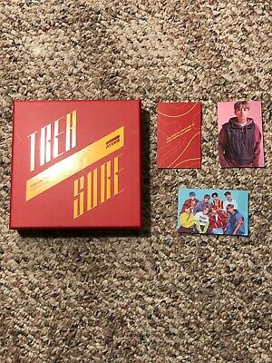 Ateez Treasure Ep 3: One To All with Jongho photocard