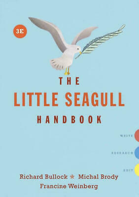 The Little Seagull Handbook 3rd Edition_30 Second_Fast Shipping[E-B OOK]