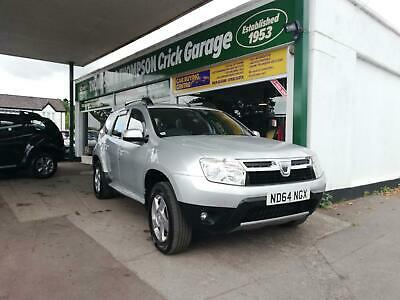 2014 Dacia Duster 1.5 dCi Laureate 4WD 5dr