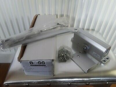 Ajustable Power Budget Door Closer Size 3