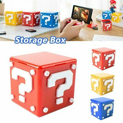 For Nintendo Switch Game Cards Case Holder Storage Box Travel Carry Protector AU