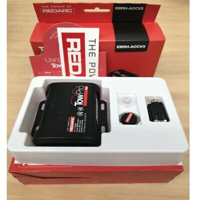 REDARC Tow-Pro Elite V3 Brake Controller EBRH-ACCV3 - FREE FAST EXPRESS DISPATCH