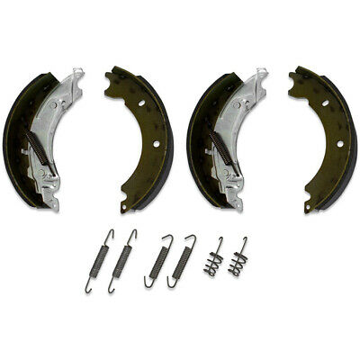 1 AXLE SET of KNOTT 200x50 mm UNITRAILER BRAKE SHOES Type 2050/2051 for TRAILERS