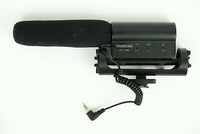 TAKSTAR SGC-598 Video Interview MC Microphone Recording for DSLR like rode