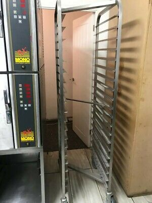 Commercial Gastronorm cooling racking trolley 60x40 - 20 racks BAKERY,CATERING