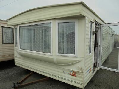 Static Caravan For Sale Pemberton Sovereign 35Ftx12Ft 2 Bed, D/G, C/H, Disabled