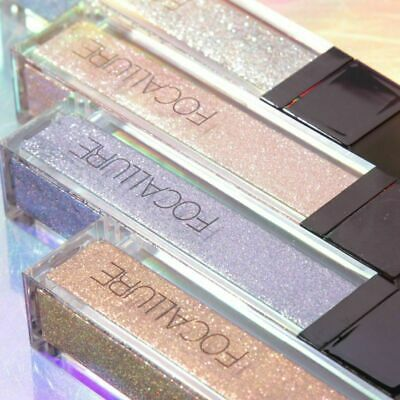 Focallure Liquid Pigment Eyeshadow Waterproof Glitter Shimmer Highlighter Makeup