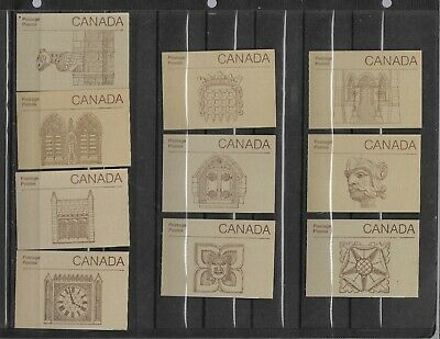 pk45779:Stamps-Canada Lot of 10 #BK88b Parliament Booklet Set of 10 - MNH