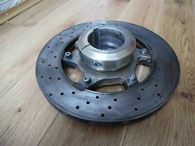 OTK large vented brake disc & 50mm mag carrier / Go kart