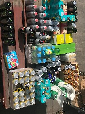 Joblot BITS & BOBS DRINKS, PET, Home FREE DELIVERY
