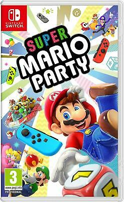 Super Mario Party (Nintendo Switch) Game   BRAND NEW & SEALED   FAST & FREE POST
