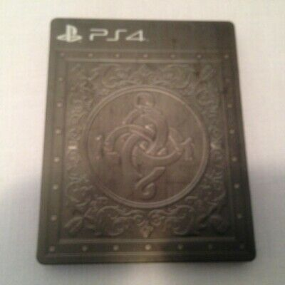 THE ORDER 1886 PS4 STEELBOOK Edition (PS4) - Sony Playstation PAL