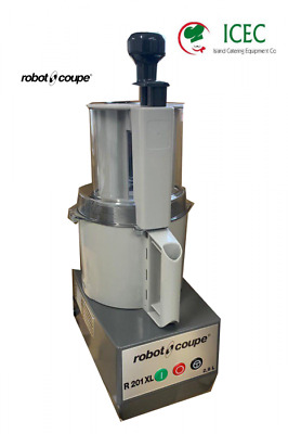 Brand new ex display Never been used / Robot Coupe Food Processor R201XL Ultr...