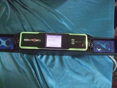 SENSATRONICS Senturion Environmental Sensing Rack Mount Display Sensor / Monitor