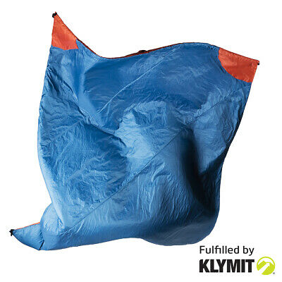 KLYMIT Versa Blanket Camping Travel Blanket and Pillow - FACTORY REFURBISHED