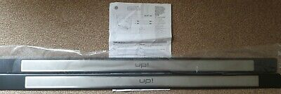 VW UP 3 DOOR ONLY stainless steel sill strip kit 1S3071303 New genuine VW part