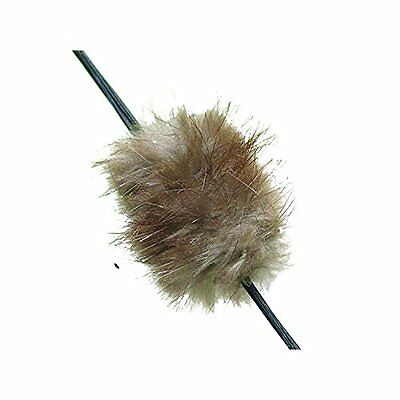 Beaver balls/fur bow string silencers traditional/recurve longbow/compoundbow