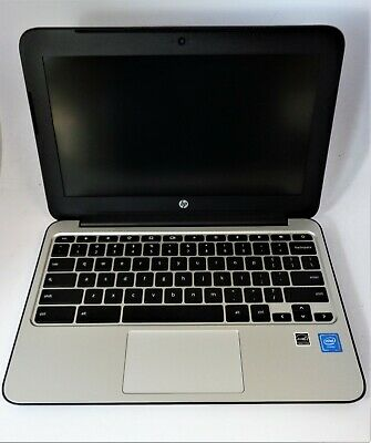 "HP Chromebook 11 G4 11.6"" N2840 2.16GHz 4GB RAM 16GB SSD Chrome OS Hot Deal"