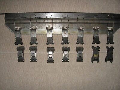Vintage Pakosnap Stainless Film Drying System - 14 Clips & Hanger!