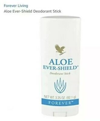 Forever Living Aloevera Ever Shield Deodrant Stick High Quality Brand New Sealed